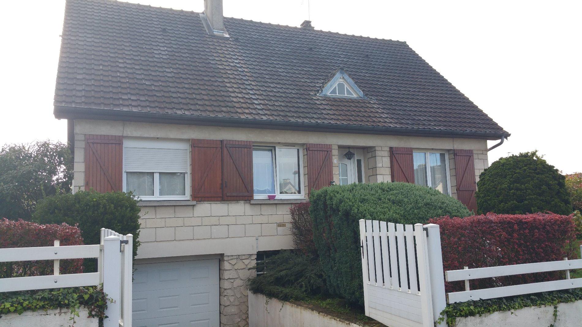 Annonce vente maison soissons 02200 130 m 169 000 for Maison soissons